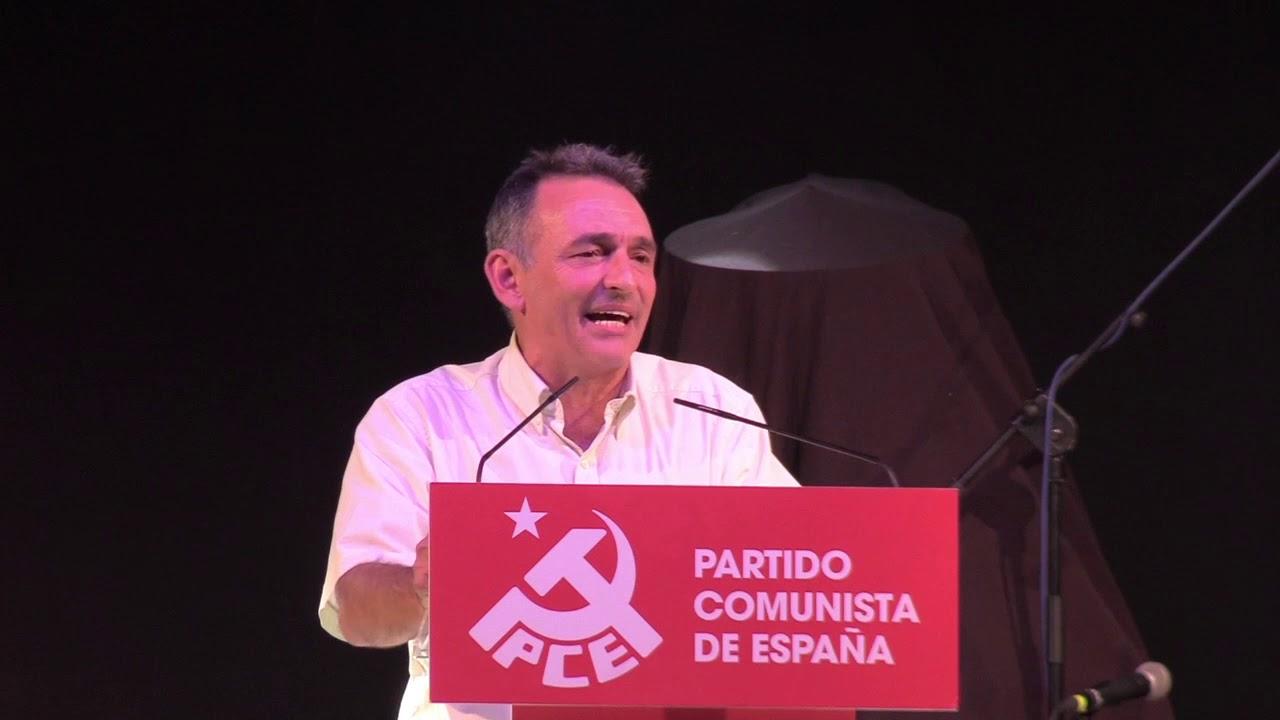 EL PCE ante el acuerdo de Presupuestos Generales del Estado entre Gobierno y el grupo parlamentario Unidos Podemos.