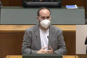 El Parlamento Vasco rechaza medidas de EP-IU para combatir la pobreza energética.