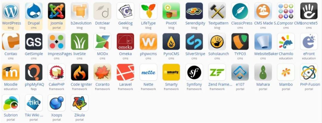 apps for CMS Content Management System
