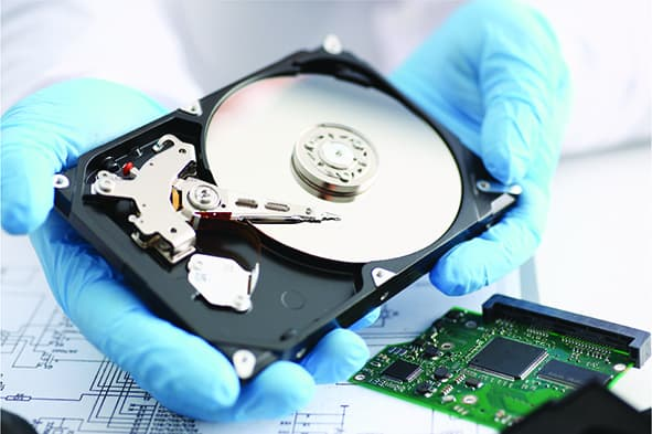 What causes data loss?
