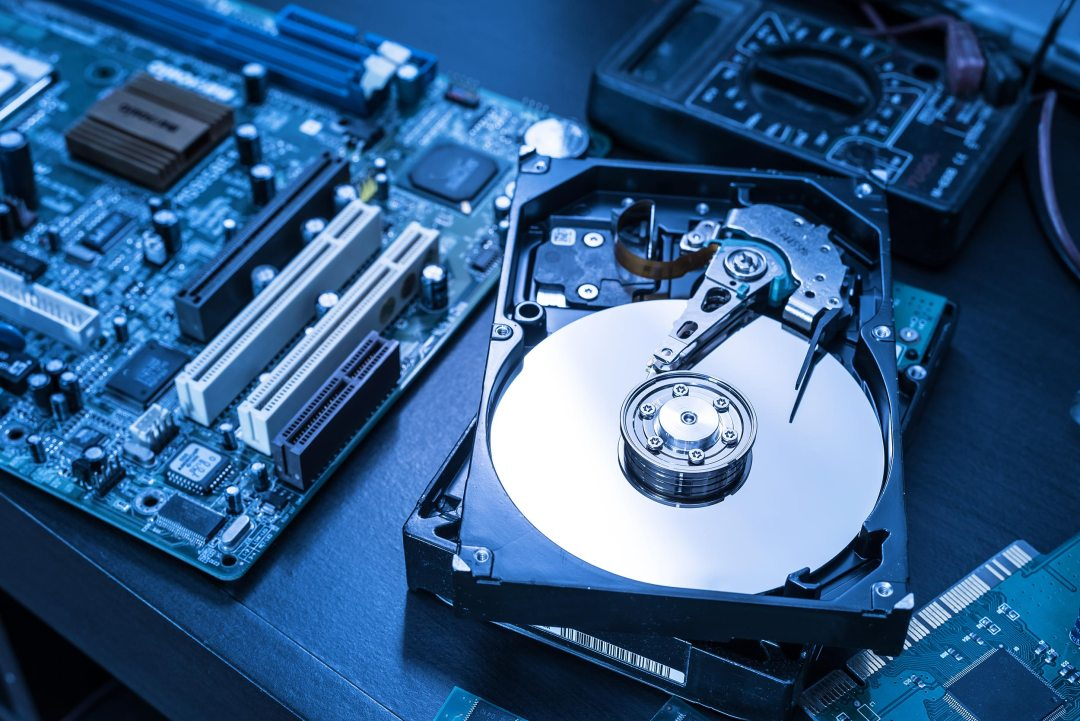 What is Data Recovery?