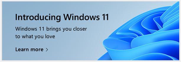 Introducing Microsoft Windows 11