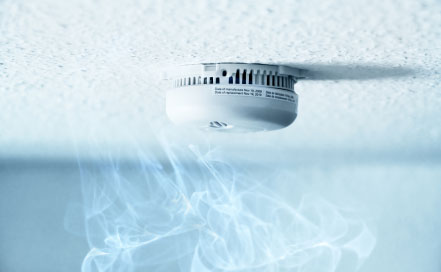 Time to check your smoke alarms
