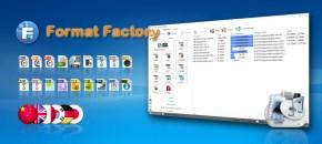 4. Format Factory