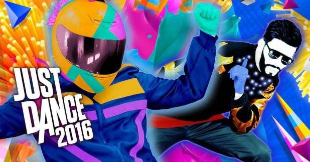 JUST DANCE® 2016