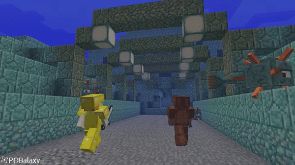 Minecraft 1.8.8_Biome_OceanMonument