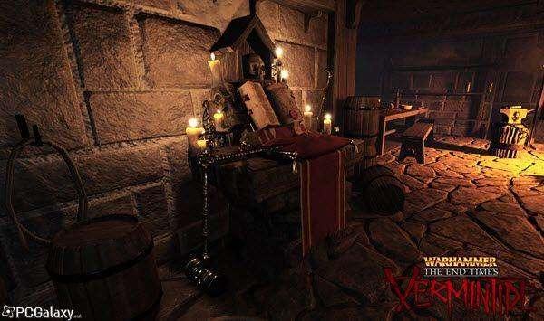 Warhammer End Times – Vermintide sigmar