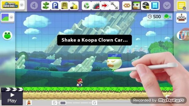 new mario maker patch