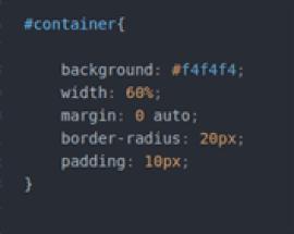 נוסיף padding כדי להגדיל את המרחק בין התוכן לבין הגבול המקיף אותו
