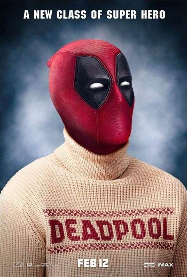 Deadpool Comedy