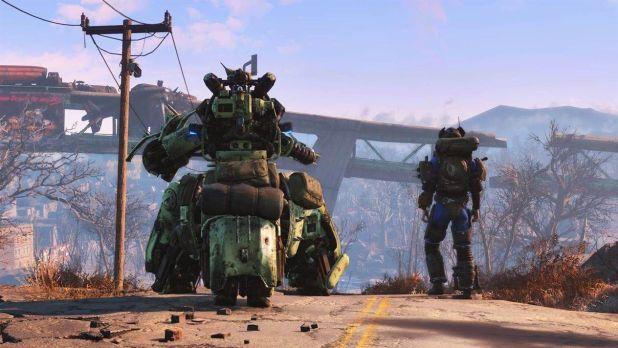 Fallout 4 Automatron-Screen