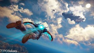 Just Cause 3 Bavarium Wingsuit 1