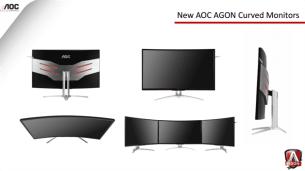 agon series by aoc 6