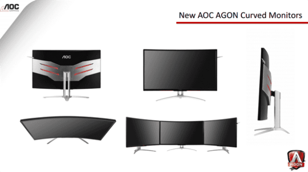 agon series by aoc 6