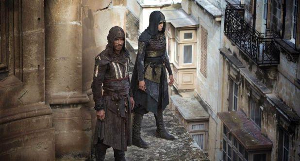 Assassin's Creed Movie 8