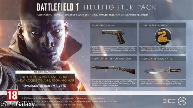 BF1_Hellfighter Pack