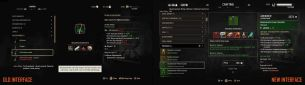 The Witcher 3 UI Old vs NEW (4)