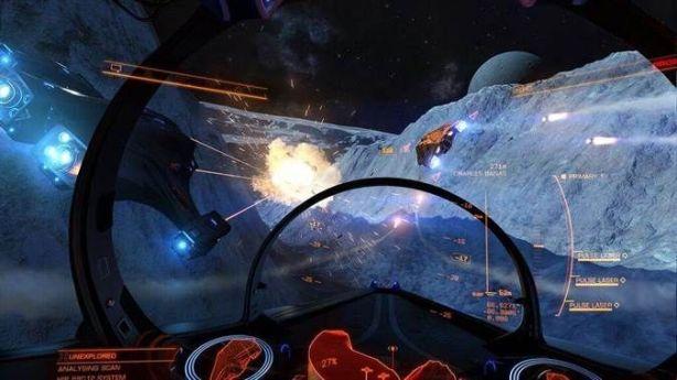 Elite Dangerous Horizons 2