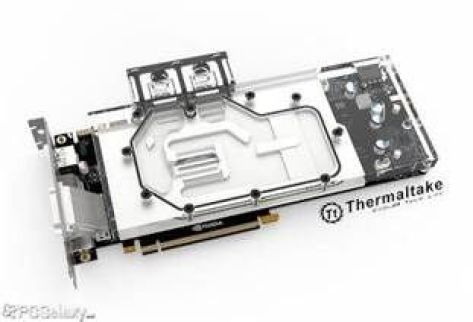 Thermaltake Pacific V GTX 10 Series Founders Edition Water Block