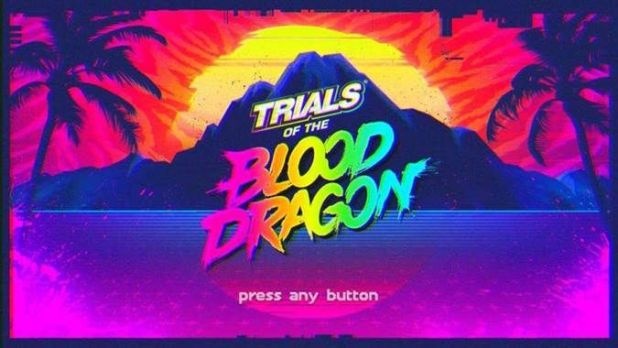 Trials of the Blood Dragon (3)