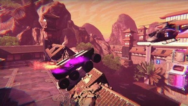Trials of the Blood Dragon (4)