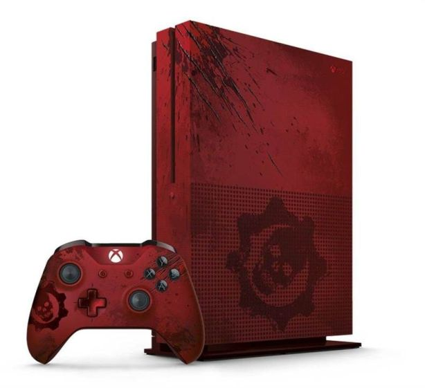 Gears of War 4 Xbox One S 4