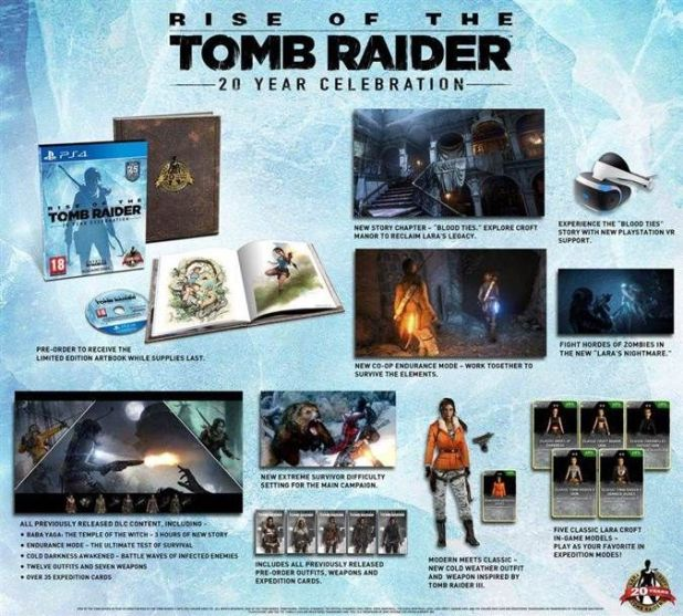 RISE OF THE TOMB RAIDER 20 YEAR (2)