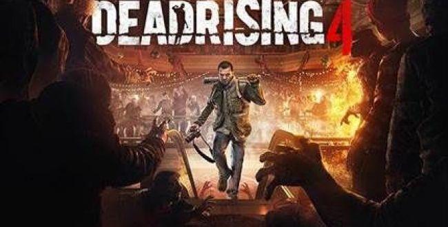 Dead Rising 4 Horizontal Key Art