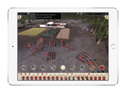 ROME Total War iPad 3