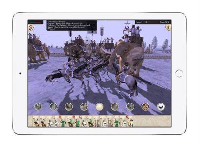 ROME Total War iPad 7