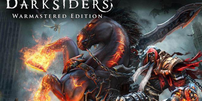 Darksiders Warmastered