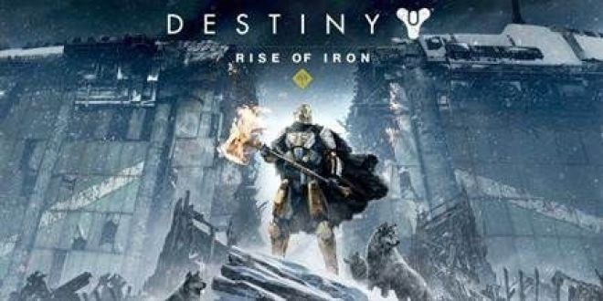 rise of iron Destiny: