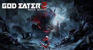 God Eater 2: Rage Burst טריילר
