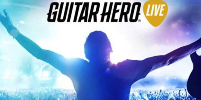 Guitar Hero Live Ubisoft