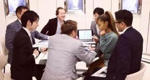 Ariana Grande Final Fantasy