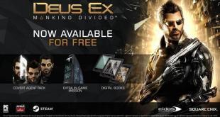 Deus Ex Mankind Divided Preorder DLC