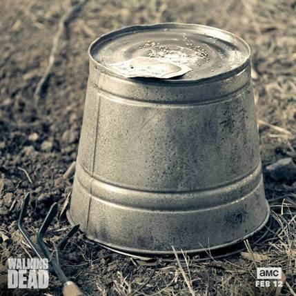 walking dead bucket מתים מהלכים