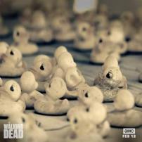 walking dead ducks מתים מהלכים