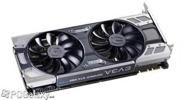 EVGA GeForce GTX 1080 FTW2 iCX