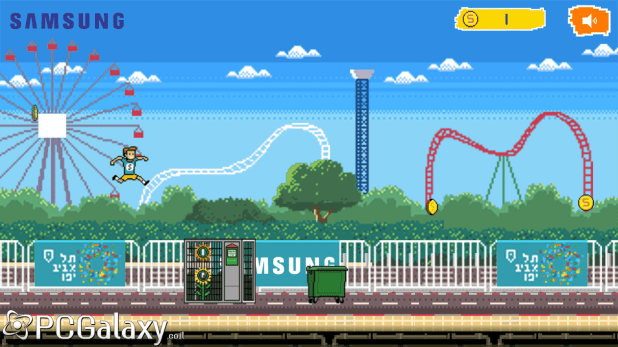 samsung assafmedia marathon gaming screen