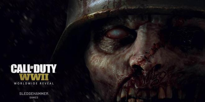 Call of Duty WWII Zombies army of the dead