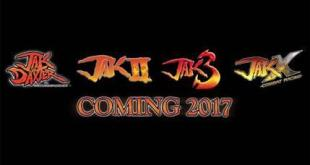 Jak and daxter 2017