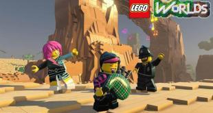 Lego Worlds Sandbox