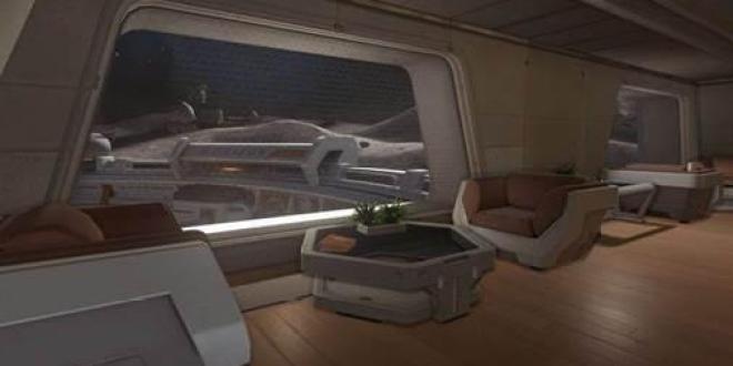 Overwatch Horizon Luna Colony