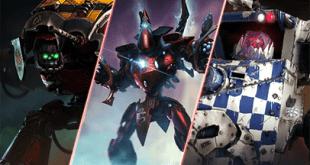 Warhammer 40K Dawn of War 3 UPDATE