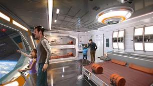 Star Wars D23 Resort 1
