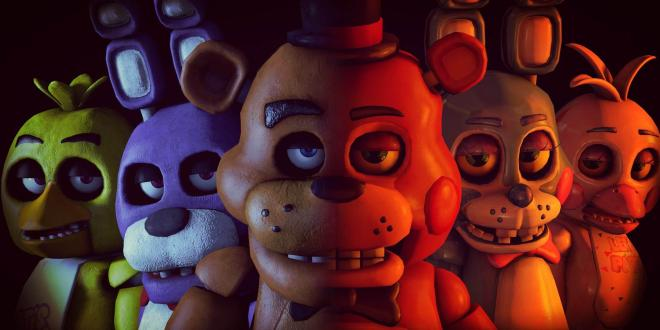 Five Nights at Freddy's 6