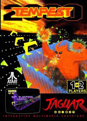 Atari Tempest 4000