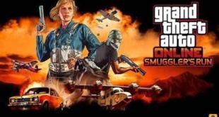 GTA Online Smuggler's Run