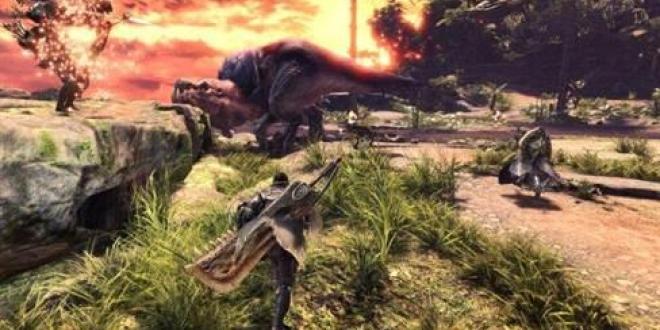 Monster Hunter World Wildspire Waste